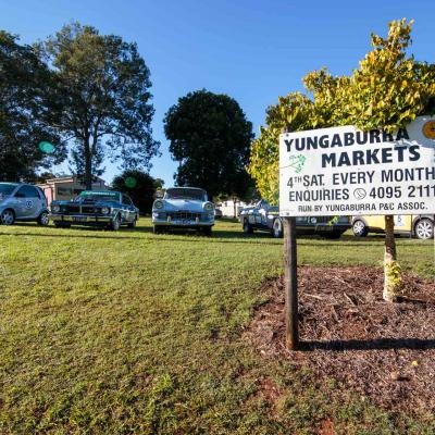 yungaburra markets atherton tablelands event weekend accommodation